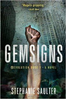 Gemsigns (Revolution) by Stephanie Saulter -- a new series where Gems are genetically modified humans. The moral codes have been blurred and the question of the Gems freedom or right of property is in question.