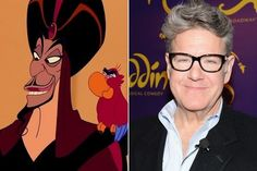 Jafar: Jonathan Freeman - The Voices Behind Your Favorite Disney Characters - Photos