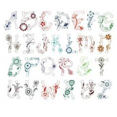 <p>3.25 inches and 5 inches--52 designs total<br />Now includes BX format!</p>