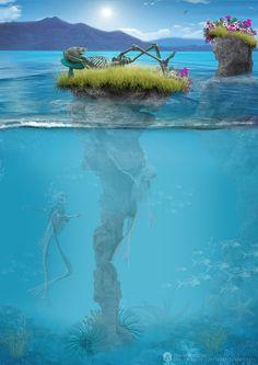 Mermaids Rest.