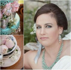A styled session by Photography: Rockwood Ruins Wedding Photos featuring our beautiful bride Theresa Wedding Hair And Makeup, Wedding Beauty, Bridal Makeup, Hair Makeup, Vision Photography, Wedding Make Up, Beautiful Bride, High Gloss, Special Events