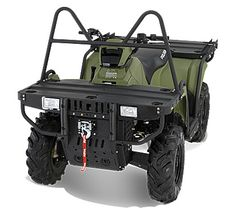 The Polaris MV700 4X4 is the original military ATV. Designed with specific input from the US forces, the MV700 has proven itself in Theater. Key features are: 
