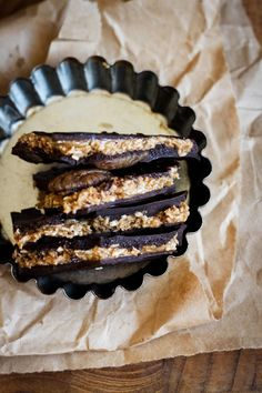 This Rawsome Vegan Life: CHOCOLATE COCONUT ALMOND BUTTER CUPS - OH BABY