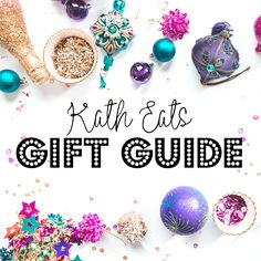 Gift ideas for friends, moms, dads and littles on the blog this morning : ) #holidays #giftguides #holidaygiftguide http://www.KathEats.com/kerf-holiday-gift-guide-2016