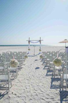 Beach Wedding Ceremony Ideas