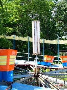 Joyland Amusement Park | Abandoned Oklahoma