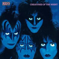 Kiss Creatures Of The Night on 180g LP Newly Remastered from Ultra-High-Definition Direct Stream Digital Transfers from Original Analog Tapes and Pressed on 180g LP at QRP Vinyl Reissues of Band's Ent