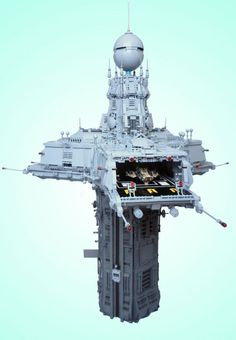 My Favourite Spaceships in the World Aren't in Games, or Movies, but LEGO
