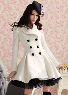 Wanelo Trimming Coat