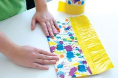 Fun Duct Tape Project - Duct Tape Handbag