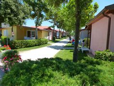 La zona Villaggio #numanablu #numanablucampingvillage #vacanze #holidays #villaggio #bungalow #campingvillage #numana #Marche #Italy #destinazionemarche #destinazioneconero