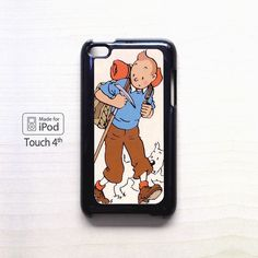 Tin-tin the Amazing adventure AR for apple case iPod 4/iPod 5
