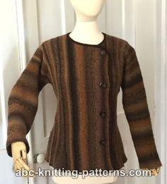 Uptown Elegance Side-Button Jacket