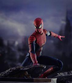 Spiderman Figurine