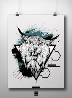 lynx graphic - Google Search