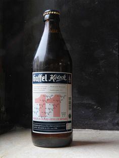 I'm in <3 with Gaffel Kölsch 11 #packaging #design #beer