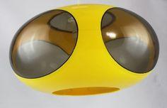 70er Jahre Ufo Lampe - Vintage Lampe LUIGI COLANI Luigi, Colani, Branding, Ufo, 1970s, Mirrored Sunglasses, Retro, Classic, Interior