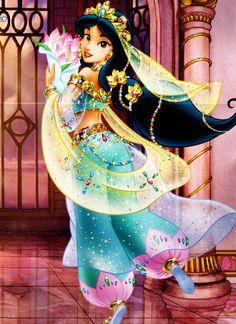 princess jasmine <3 so pretty!