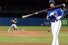 The final out of the 2016 ALCS. The Cleveland Indians defeat the Toronto Blue Jays four games to one. Troy Tulowitzki, Babe Ruth, Toronto Blue Jays, Cleveland Indians, World Series, Best Games, Baseball Field, Mlb, Harry Potter