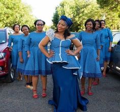 Wedding reception shweshwe dresses for wedding are absolutely accepting weddings, as abounding couples accept anchored a weekend this ages to African Girl, African Wear, African Dress, African Fashion, African Style, African Traditional Wedding Dress, African Wedding Dress, Traditional Dresses, Eid Dresses