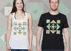SILBERFISCHER Streetwear, Mode und Fashion mit dem Motiv Squared