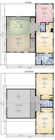 6 bedroom home blueprints Google Search If I Built A Home