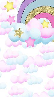 59 Ideas Baby Shower Ideas Invitaciones Unicornio For 2019 Unicornios Wallpaper, Rainbow Wallpaper, Galaxy Wallpaper, Wallpaper Backgrounds, Phone Backgrounds, Unicorn Drawing, Unicorn Art, Scrapbook Paper, Scrapbooking