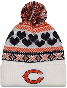 New Era Cap Winter Cutie Chicago Bears Beanie