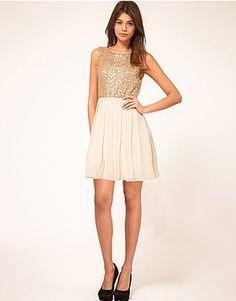 M new TFNC dress!!! :D
