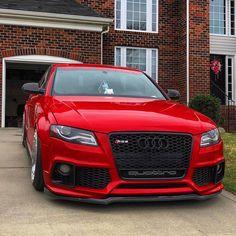 Audi A4 B7, Audi Rs5, Audi A3 Sportback, Audi A4 2008, Red Audi, A3 8p, A4 Avant, Tuner Cars, Sedans