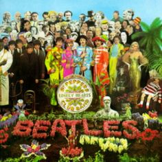 THE BEETLES-SGT PEPPERS LONELY HEARTS CLUB BAND