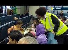 Germany will host twenty thousand Syrian refugees