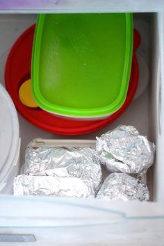 Ideias de refeições para congelar