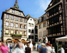 Alsace Lorraine, another home of my ancestors on both my mother's and father's sides of my family.