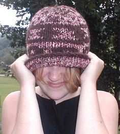 adorable hat and daughter by jenanne hassler