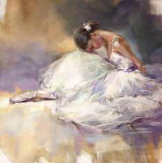 Sleeping Beauty II / Anna Razumovskaya