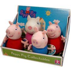 Tm Toys Świnka Peppa Pluszak 18cm 05041