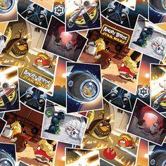 Star Wars Classic Scenes - Angry Birds Stoff - Original ROVIO Lizenzware