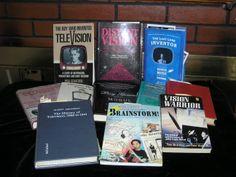 Books about Grandpa Philo T Farnsworth
