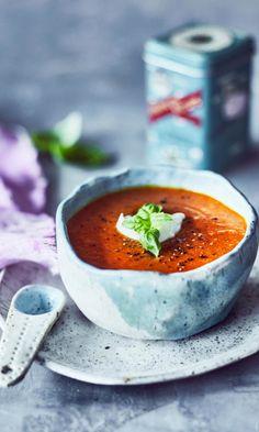 Tomaatti-linssikeitto | Maku