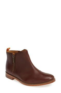 J SHOES 'Kellen' Leather Bootie (Women) available at #Nordstrom