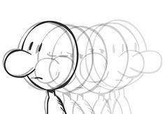 Animation for Beginners: How to Animate a Head Turn by Pilar Newton, For this tutorial, we will be animating a character turning his head. Animating actions such as head turns give characters such life! Animation Storyboard, Animation Sketches, Animation Reference, Animation Programs, How To Do Animation, How To Make Animations, 3d Animation, Character Design Tutorial, Character Design Animation