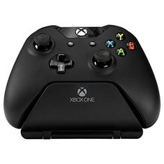 Controller Gear Controller Stand v1.0 - Officially Licensed - Black - Xbox One