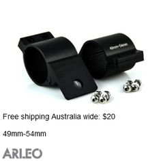 ARLEO Bull Bar Brackets/Clamps