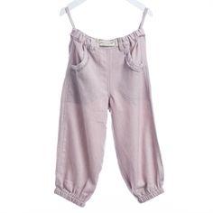 Okker Gokker bukser i rosa strib.