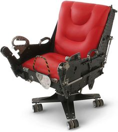 F-4 Phantom Ejection Seat Office Chair
