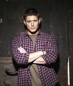 <3 Dean [Purple Shirt]