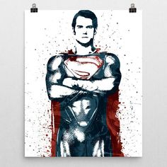 Custom Batman v Superman Poster by PixArtsy. Shop PixArtsy.com for posters, mugs, pillows & more of your favorite teams and characters. FREE US Shipping.