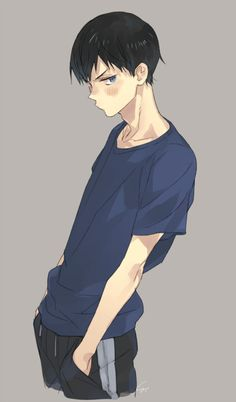 Kageyama is my faaave Haikyuu Kageyama, Manga Haikyuu, Haikyuu Fanart, Kagehina, Manga Anime, Anime Art, Haikyuu Wallpaper, Kuroken, Estilo Anime