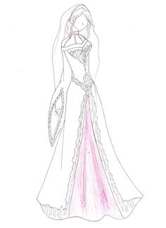 Image detail for -wedding dress concept by ~manga-inu-chan on deviantART